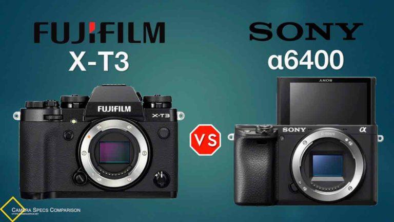 Fujifilm-X-T3-vs-Sony-a6400-Camera-Specs-Comparison-Featured-Image